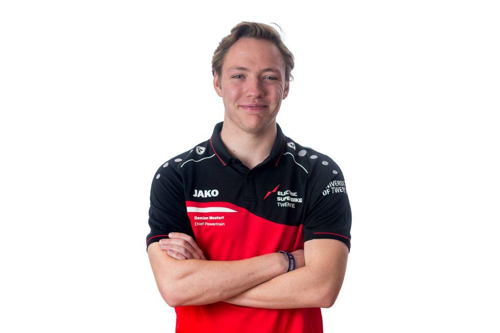 Damien Mostert